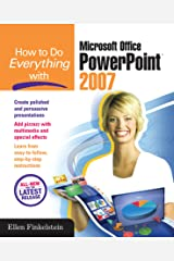 How to Do Everything with Microsoft Office PowerPoint 2007 Kindle Edition