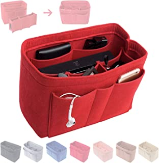 Purse Organizer Insert Felt Bag Handbag Tote Organizer for Speedy Neverfull Longchamp Gracefull