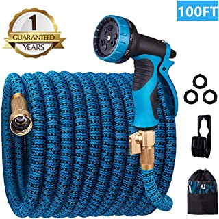 outside water hose reels