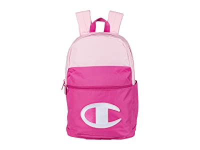 Champion LIFE Youth Supersize Backpack (Pink Combo) Backpack Bags