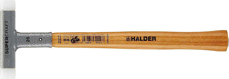 Halder 3366.020 Supercraft Max 46% OFF 8 oz 2021 Blow Dead Handle Hickory Hammer