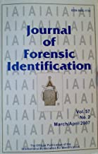 STR Analysis Following Latent Blood Detection By Luminol, Fluorescein, and BlueStar / The Mount Bierstadt Study: An Experiment in Unique Damage Formation in Footwear / Improved System for Thin-Layer Chromatography of Bear Gall Bladders (Journal of Forensic Identification, Volume 57, Number 2, March/April 2007)