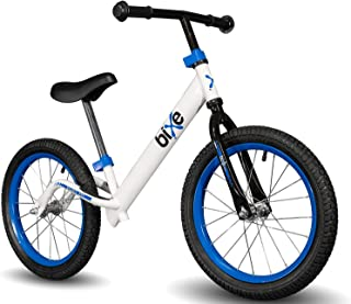 """Bixe 16"""" Pro Balance Bike for Big Kids 5, 6, 7, 8 and 9 Years Old - No Pedal Sport Training Bicycle…"""
