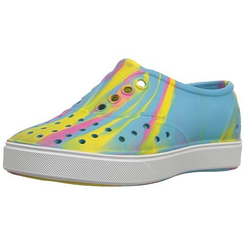 on sale 182ef d3152 Native Miller Slip-On Sneaker (Toddler Little Kid), Surfer Blue