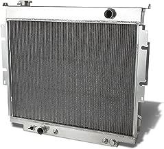 For Ford F-150/F-250/F-350 Super Duty Aluminum 3-Row Racing Radiator
