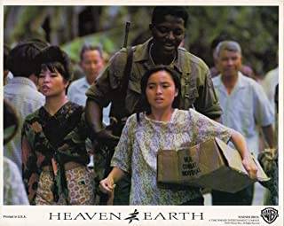 Original Photo Heaven And Earth Hiep Thi Le Warner Bros Company Printed in U S A