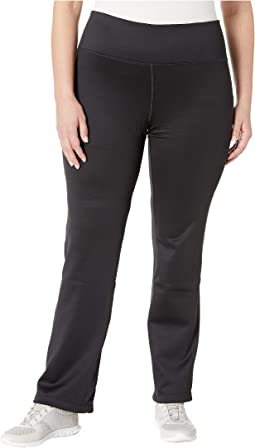 Plus Size Power Pants