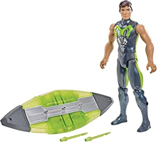 Max Steel Turbo Deslizador