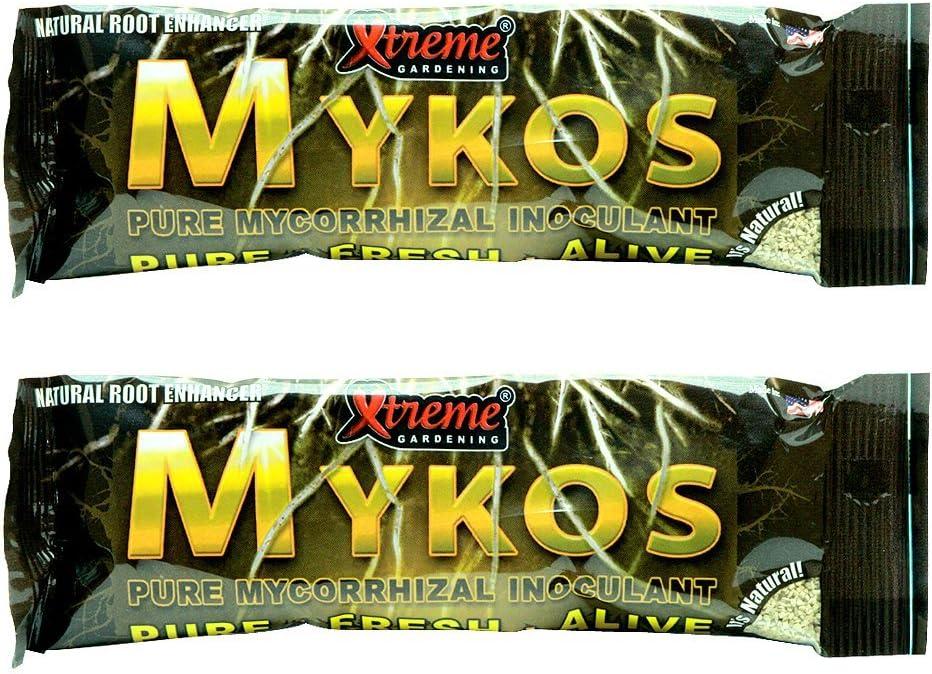 Trust Xtreme Gardening Mykos Pure Mycorrhizal g Inoculant Coun 100 2 Today's only