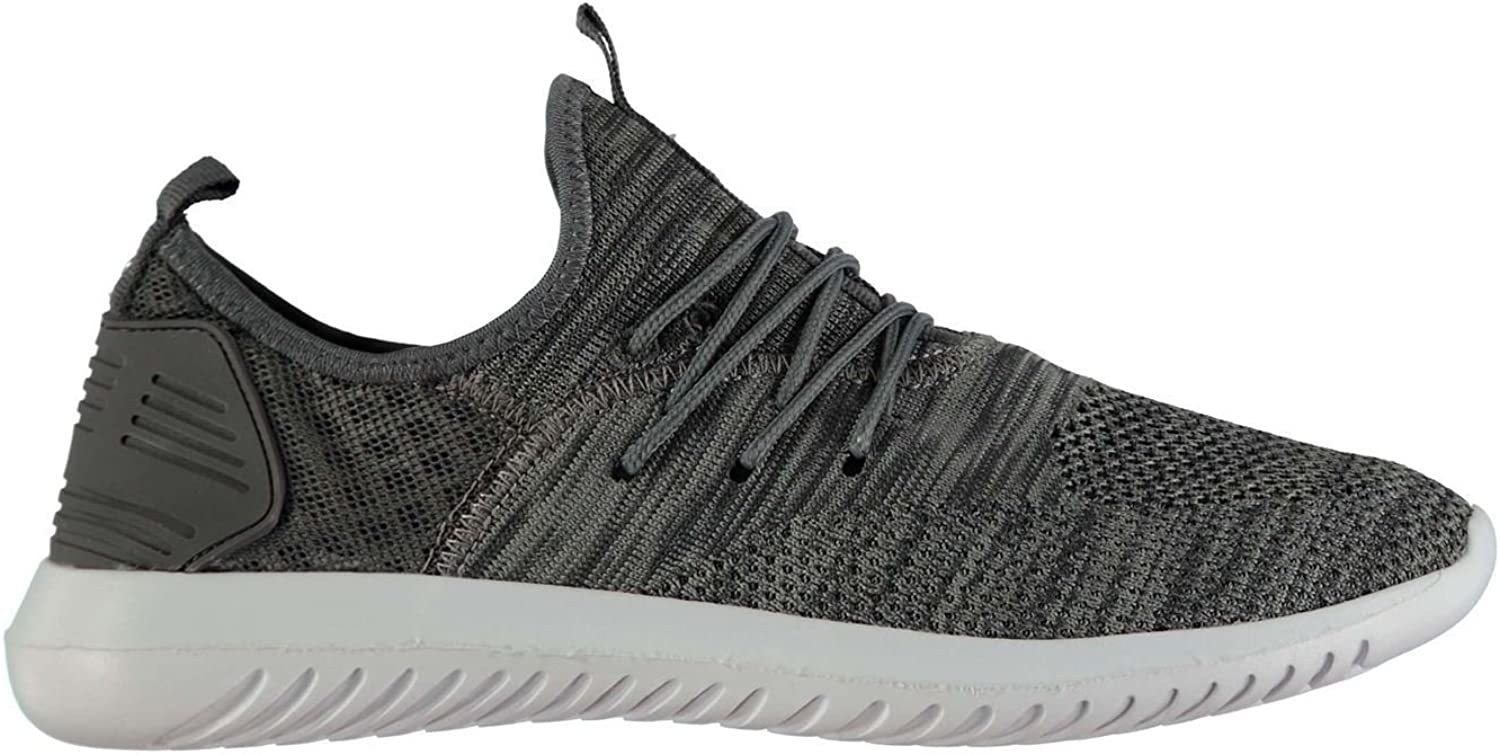 Fabric Cusago Trainers Mens Grey Sports shoes Sneakers