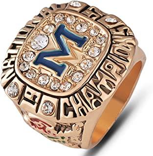 Best michigan state big ten championship ring Reviews