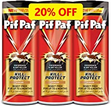 Pif Paf Crawling Insect Killer Powder, 3 x 100 gm (Pack of 3)