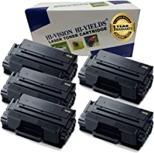 HI-Vision Compatible Samsung MLT-D203U Ultra High Yield Toner Cartridge Replacement, Black (15,000 Pages) for use with ProXpress M4020, M4070 (5 Pack)