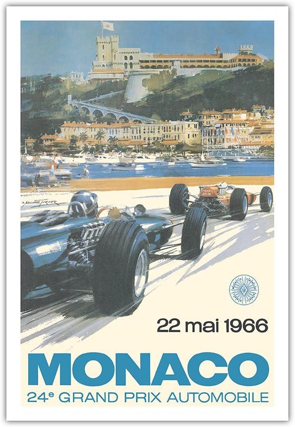 24th Monaco Car Colorado Springs Mall Racing Grand Monte de Prix - Circuit 35% OFF