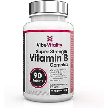 Vibe Vitality, Complesso vitaminico gruppo B