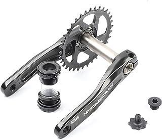 Am Pedivella Bicicletta Set BCD 104/Strada Mountain Bike guarnitura con Movimento Centrale