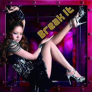 Break It / Get Myself Back【ジャケットA】(CDジャケットサイズステッカー付) 安室奈美恵