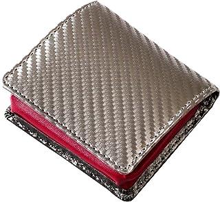 [マージ×ディアブロ] Merge×Diablo コインケース メンズ カーボン 小銭入れ ミニ財布 【MGD-1938】