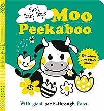 أول يوم للرضع: Moo Peek-a-Boo