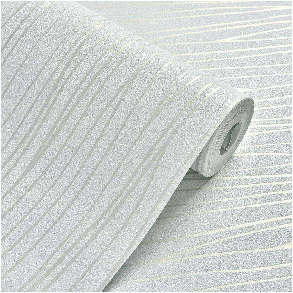 Lhh Sticker Roll 3D Plain Color Textured Wallpaper Non-Woven Pat
