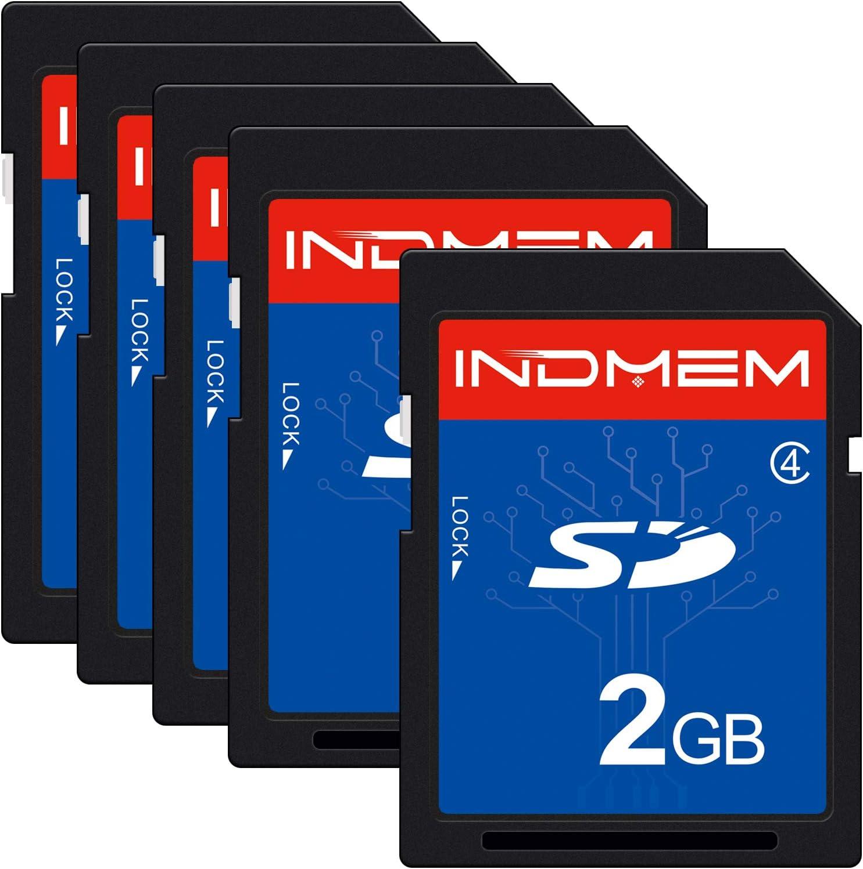 5 Stück Sd Karten 2 Gb Klasse 4 Flash Speicherkarte 2g Computer Zubehör