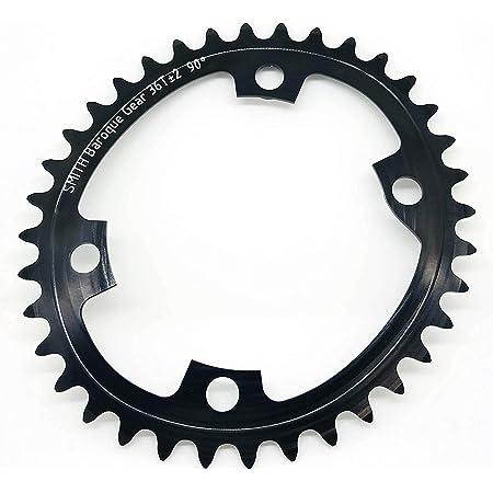 Baroque Gear 36T ±2 90° 黒 【特別色-黒】