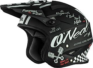 "O""NEAL   Motorradhelm   Enduro Street Adventure   Leichte Fiberglas-Außenschale, herausnehmbares & waschbares Innenfutter, Magnetverschluss   Slat Helmet   Erwachsene"