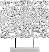 """Urban Trends Ornament, 43414, White, 15.75"""" L x 2.75"""" W x 16.75"""" H"""