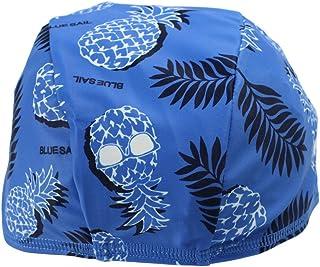 (ブルーセイル)BLUE SAIL パイナップル柄スイムキャップ