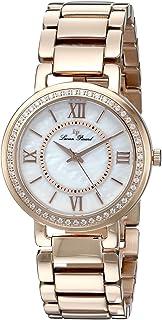 ルシアンピカール腕時計レディース Lucien Piccard Women's LP-11902-RG-22MOP Analog Display Rose Gold-Tone Watch [並行輸入品]
