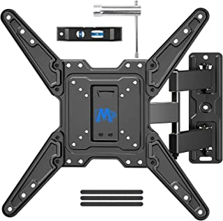 Mounting Dream Full Motion TV Wall Mount for Most 26-55 Inch TVs, Wall Mount for TV with Swivel Articulating Arms, Perfect...