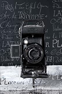 Vintage Camera I by Symposium Design Art Print, 9 x 14 inches