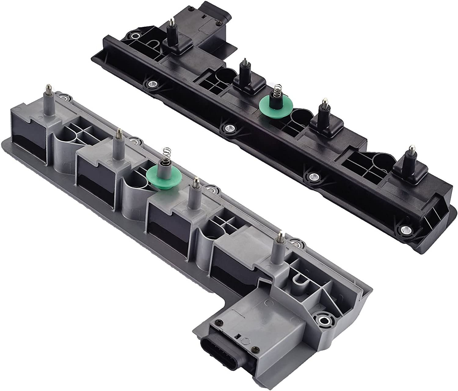 ENA Shipping included Set of 2 Front Left and Compat Ignition Right Pack Max 54% OFF Coil Rear