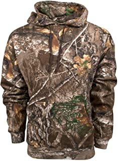 King's Camo Cotton Hunting Hoodie