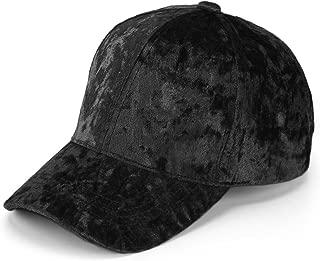 Best crushed velvet cap Reviews