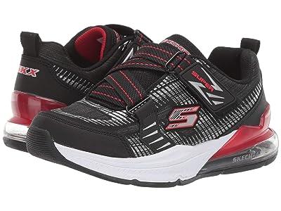 SKECHERS KIDS Super Z Sneaker 97742L (Little Kid/Big Kid) (Black/Red) Boy