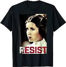 Star Wars Princess Leia RESIST Poster Graphic T-Shirt