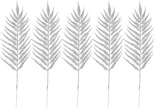 TOYANDONA 10pcs Artificial Xmas Pine Picks Pine Leaves Pine Twigs Christmas Tree Decoration Ornaments Christmas Holiday Ga...