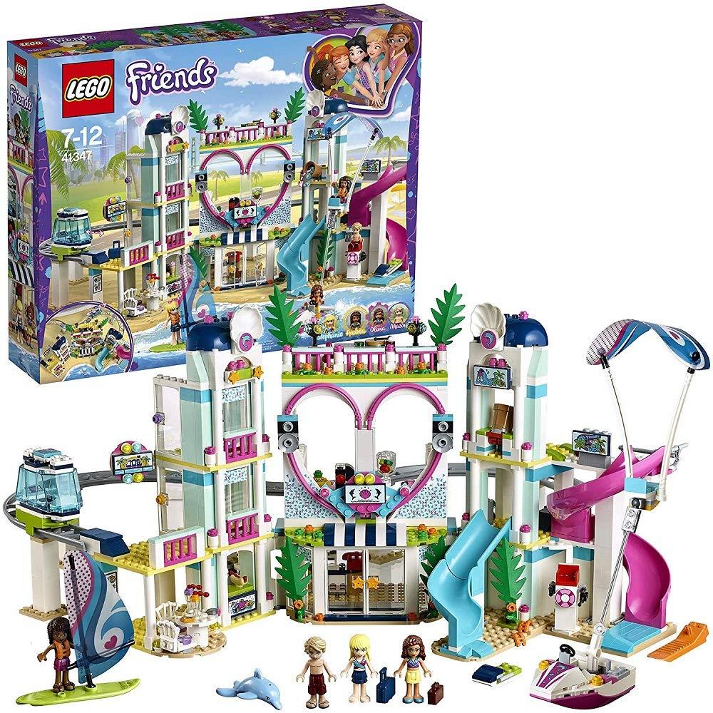 Friends Heartlake City Resort Set Model lego  Building Block Girls Toy Kids Gift