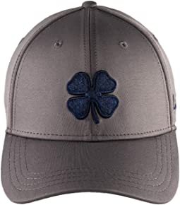 Navy Clover/Charcoal