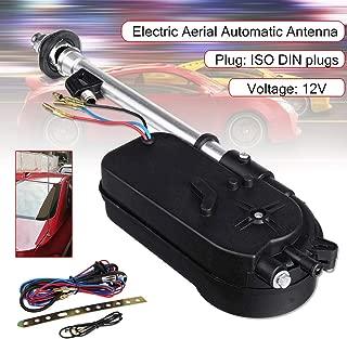 Car Electric Aerial Kits 12V Universal Electric Power Automatic Antenna Car Suv Am Fm Radio Mast Aerial