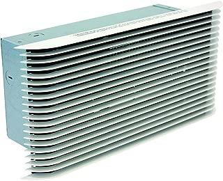KING PAW2422-U 2250-Watt 240-Volt Pic-A-Watt Wall Heater, White Ultra Grill