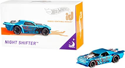 Hot Wheels ID 2020 DRIFT DOMINATION 01//04 TIME SHIFTER in SPECTRAFLAME BLACK