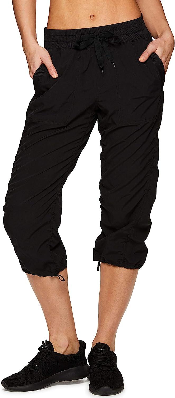 RBX Active Women's Fashion Lightweight Body Arlington Popular standard Mall Skimmi Woven Stretch