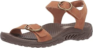 Skechers Womens 41127 Reggae - Always Strapped - Double Buckle Strappy Slingback