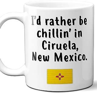 Ciruela New Mexico Coffee Mug Souvenir Gift.