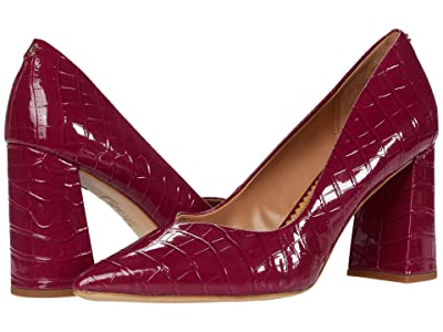 Circus by Sam Edelman Marlee (Berry/Croc Print) Women
