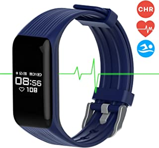 MGcool Fitness Tracker Smart Band Continuous Heart Rate Monitor, B3 / B4 Activity Tracker Bracelet Sleep Monitor Step Counter Stopwatch Distance Smart Watch Reminder