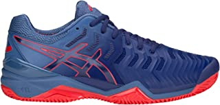 ASICS Gel-Resolution 7 Clay Mens Tennis Shoes E702Y Sneakers Shoes