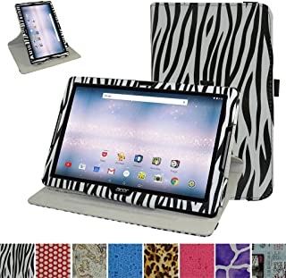 Acer Iconia One 10 B3-A30 Rotating Case,Mama Mouth 360 Degree Rotary Stand with Cute Cover for 10.1
